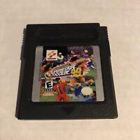 International Superstar Soccer 99 (Nintendo Game Boy Color) GBC US Konami