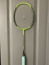 New listing Yonex NanoRay Z-Speed (NRZS / NR-ZS) Lime Yellow Badminton Racket
