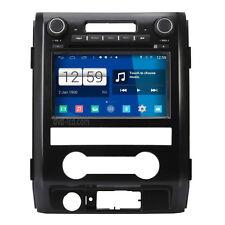 Ford F150 Raptor navigation system car DVD GPS Radio Stereo Headunit Ipod BT DVR