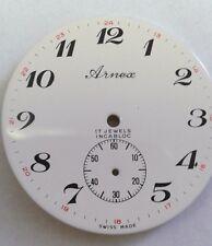 Eaglestar- Arnex watch dial for  ETA-Ut 6376 33.5 mm Arabic numbers