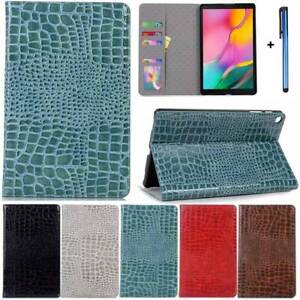 """For Samsung Galaxy Tab A S 8"""" 8.4"""" 9.7"""" 10.1"""" 10.5"""" PU Leather Stand Case Cover"""