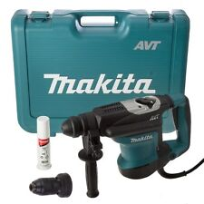 Makita HR3210FCT SDS Plus Rotary Hammer 32mm 110V - Quick Change Chuck & Case