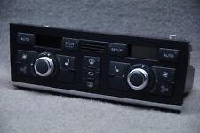 Audi A6 4F C6 Klimabedienteil Klimatronic PLUS 4F1820043AC 4F0910043 Schwarz /BC