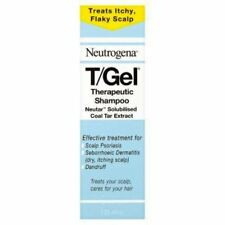Neutrogena T/Gel Therapeutic Shampoo for Scalp Psoriasis Itching Scalp 125 ml
