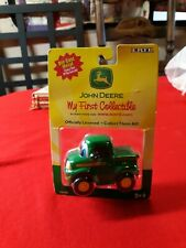 John Deere My First Collectible Peter Pickup Die Cast Metal Officially Licensed