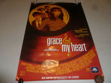 GRACE OF MY HEART MOVIE POSTER ONE SIDED ILLEANA DOUGLAS ERIC STOLTZ 1996