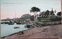 Woodmont, CT 1910 Postcard: Walker's Point - Connecticut Conn