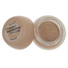 Foundation Cream Mousse Whipped Technic Cosmetics Face 040 Taupe