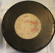 Vintage Montreal Canadiens Converse Art Ross Tyer Hockey Puck Very Rare CCM USA