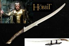 Lord of the Rings - Ernold/Arwen 's Hadhafang Sword w/ Quality Stand - Replica
