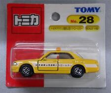 Unopened TOMY JAPAN Tomica #28 TOYOTA CROWN HIGH-WAY PUBLIC CO. PATROL CAR 1/63