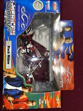 2004 American Chopper Black Widow Joy Ride Die Cast 1:18 Occ Motorcycle - Read