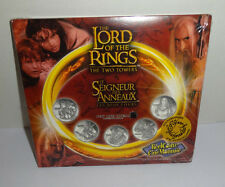 Lord Of The Rings  The Two Towers Coins LOTR TTT Reel Coinz Royal Canadian Mint