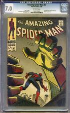 Amazing Spider-Man #67 CGC 7.0 FN/VF Universal CGC #1224175023