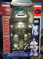 Odyssey Android N.A.T.I.:  Remote Control Toy Robot NOS MIP