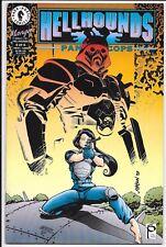 Dark horse Comics - Hellhounds: Panzer Cops  - #6 of 6 July 1994