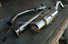 92-95 Honda Civic EG Catback Exhaust 3DR HB silencer
