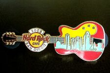 HRC Hard Rock Cafe San Diego City Scene Guitar 2006 LE300 XL Fotos