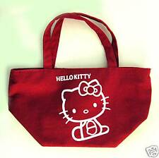 BORSA A MANO HELLO KITTY IDEA REGALO NUOVA