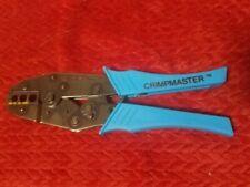 Ideal Crimpmaster No 30 582 Ratcheting Crimp Tool