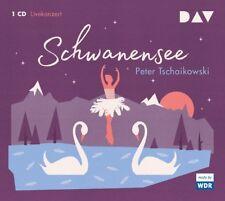 WDR-SINFONIEORCHESTER-SCHWANENSEE.LIVEKONZERT MIT DEM WDR SINFONIEORCH   CD NEU