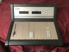 part of a Harris console or remote with a few modules timer clock radio station