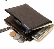 Special Offer Zipper Poucht Coin Pocket Note Compartment New Wallet Mens Long Ho