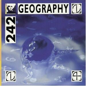 Front 242 - Geography CD NEW