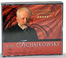 3 CD-Box - Klassische Kostbarkeiten - PETER TSCHAIKOWSKY