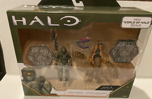 Jazwares Wicked Cool HALO INFINITE Marine and Grunt 3.75 inch Scale Set NEW US