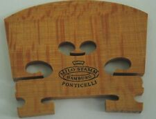 Milo Stamm Ponticelli Violin 4/4 Bridge - Royal - A Shape 42 mm
