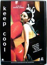 Dvd Keep Cool di Zhang Yimou 1997 Usato raro