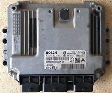 Calculateur EDC16C34 Peugeot 307 Citroen C4 1.6 HDI 90 9664257580 0281013332