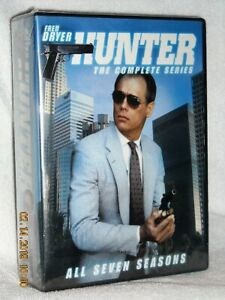 Hunter The Complete Series (DVD, 2010, 28-Disc Set) Fred Dreyer Stephanie Kramer