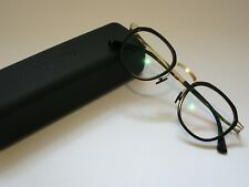 Mykita Lite BIRK 945 Black Gold Optique Glasses Eyewear Eyeglasses Frame Berlin