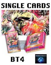 Digimon Card Game 2020 Great Legend BT04 - BT4 Single Cards ENGLISH TCG Singles