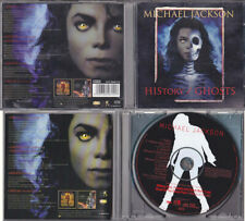 Michael Jackson HISTORY GHOSTS Limited Edition CD Tour Single 1997