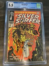 Silver Surfer #3 CGC 5.5 First Mephisto Appearance First App Key Grail 1968