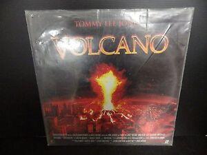 Laserdisc, Volcano, Very Good Condition! Complete