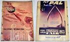 PHILIPPINE TOURS PHILIPPINES INTERNATIONAL FAIR 1953 International Ed. No.10-11