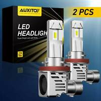 AUXITO H11 LED Headlight for Toyota 4Runner 2006-2019 Camry 2012-2018 Low Beam M