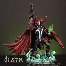 Spawn Mc'Farlane Mortal Kombat collector's edition figure statue (Painted Metal)