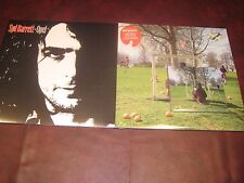 SYD BARRETT INTRO TO PINK FLOYD & SOLO TRACKS 2 LP + CD PRODUCER GILMOUR + OPEL