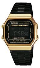 Casio Retro Goldfarben Classic Digital Herrenuhr Unisex Männer Damen Herren Uhr