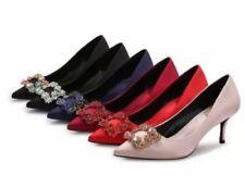 Kitten Heel Slip On Evening & Party Heels for Women