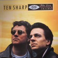 TEN SHARP - THE FIRE INSIDE - CD