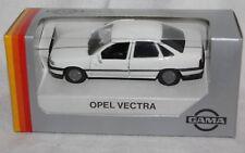 Gama 1:43 modelo de metal - 51161-Opel Vectra para trasera escalonada Weiss-nuevo en caja original k15
