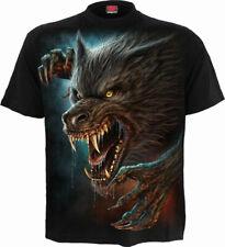 Spiral Direct WILD MOON Tshirts/Skull/Tribal/Gothic/Biker/Wolf/Top/Feed/Screamin