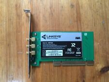 1PC USED Cisco-Linksys WMP300N 300Mbps PCI wireless card