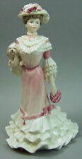 Figurine Coalport Porcelain & China